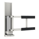 For touch screens incl. turn function,