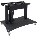 Tip & Touch stand on wheels