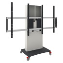 Mobile VideoWall 2x2 55 inch with