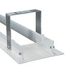 Installation frame for the flush-