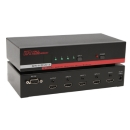 SSW-HD-4 is a 4-input HDMI seamless