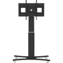 Electrical height adjustment, black
