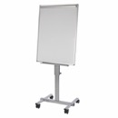 Height-adjustable Flipchart with