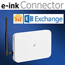 Connects e-ink suite to Microsoft