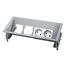 Open desktop casing for 4 adapter