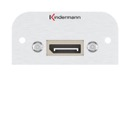 Adapter plate DisplayPort 90° Version,