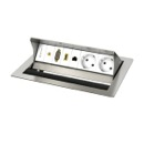 Desktop casing with 4 insets,