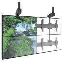 For 2 x 2 displays 42-50 inch,
