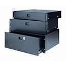 Sliding Rack Drawer with lock,