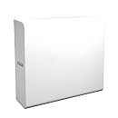 Compact subwoofer, suitable