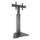 With floor plate and universal